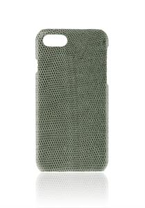 CASE LIZARD OLIVE GLOSSY